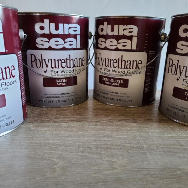 Duraseal Oil-Based Polyurethane Wood Finish