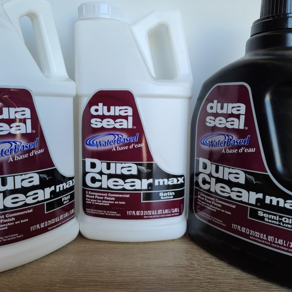 Duraseal DuraClear Max wood Floor Finish