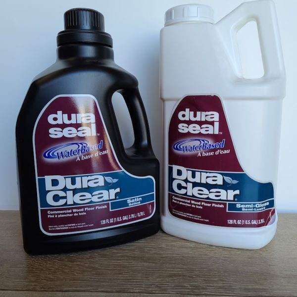 Duraseal DuraClear Wood Floor Finish